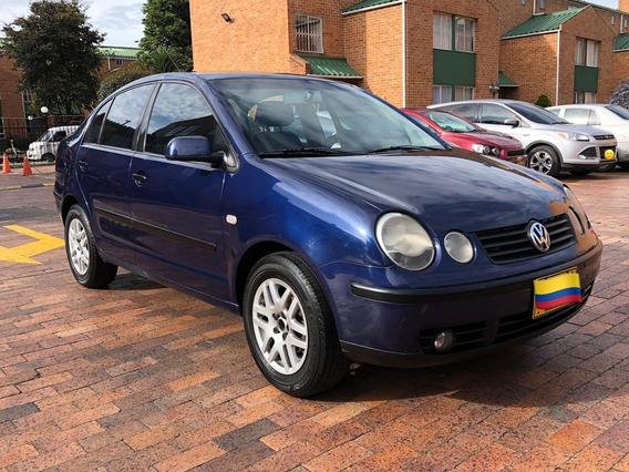 Volkswagen Polo 1.6 Modelo 2006