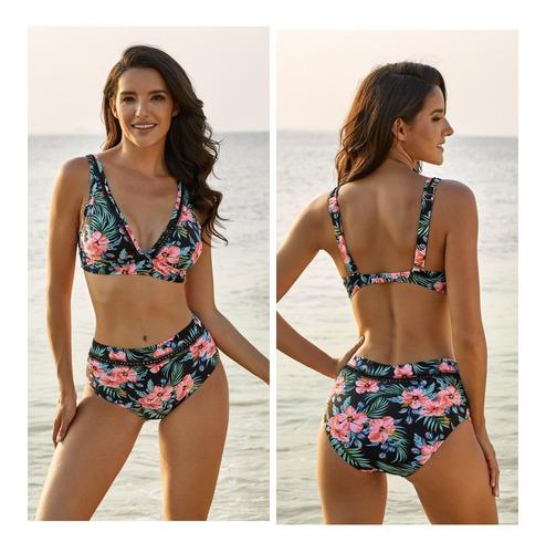 Ropa De Baño Bikini Trajes De Baño Bikinis Importados Dama