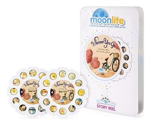 Moonlite Wherever You Story Story Reel Para Story Projector