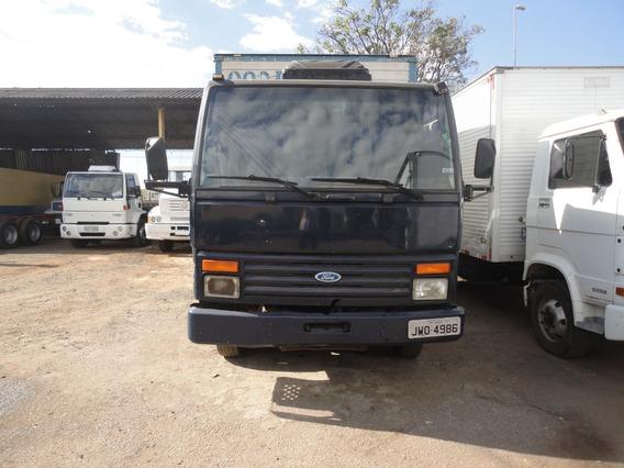 Ford Cargo 814 Ano 97 Baú