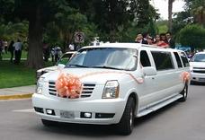 Limusin, Limousinas, Limosinas P/xv Años/bodas Renta Tula Dc