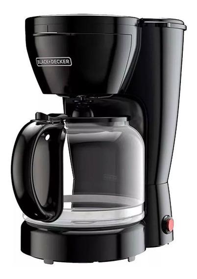 Cafetera Switch 12 Tazas Black+decker Filtro Removible