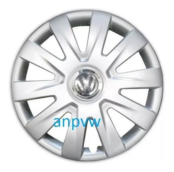 1 Calota Aro 15 Original Volkswagen 5f Fox Spacefox 2010+