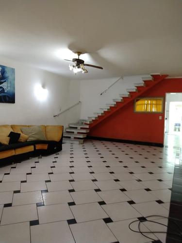 Sobrado Vila Ema - Próximo Estação Oratório Monotrilho - 4 Dormitórios - 1 Suíte - Terraço - 2 Vagas - Aceita Financiamento - 2929 Lp - 34284756