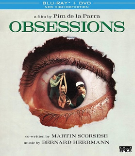 Obsessions Blu-ray Us Import