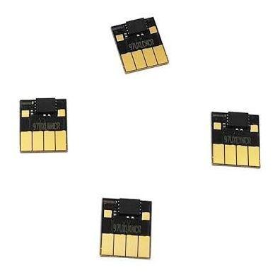 Chip Full Hp 974, Pro X477 Magenta.