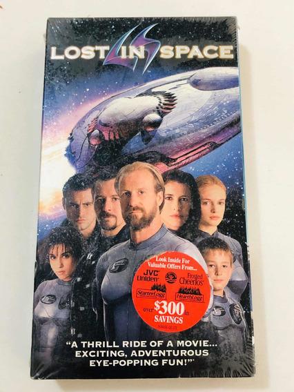 Fita Vhs Lacrada Lost In The Space - Perdidos No Espaço