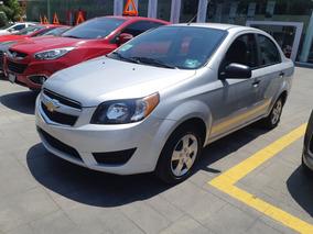 Chevrolet Aveo 1.6 Ls At 2018