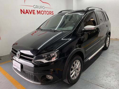Volkswagen Suran Cross 2013 Negra Mvu