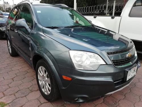 Imagen 1 de 15 de Chevrolet Captiva Paq. D Sport 2011