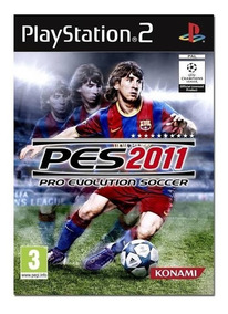 Pes 2011 Para Playstation 2 - Patch