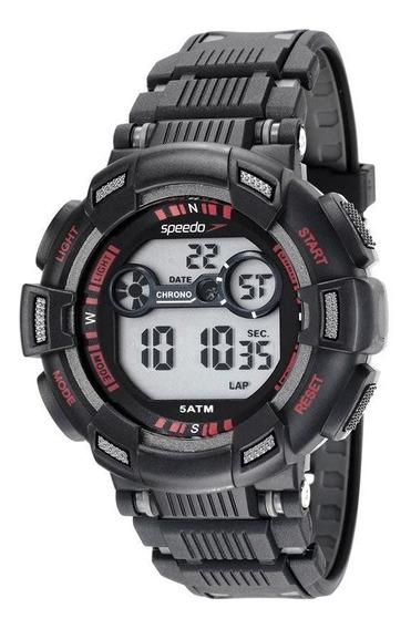 Relógio Speedo Masculino Ref: 81172g0evnp1 Esportivo Digital