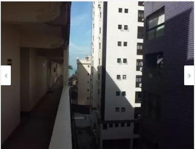 Kitnet Em Ponta Da Praia, Santos/sp De 34m² 1 Quartos À Venda Por R$ 201.000,00 - Kn221346