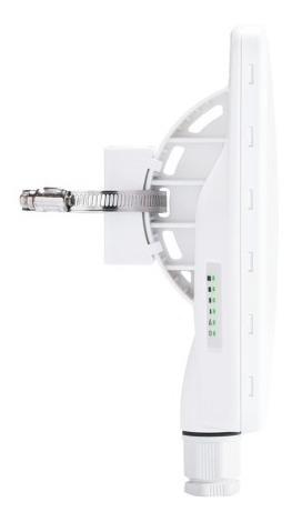 Antena Outdoor Intelbras Apc 5a-20 Cpe/ptp 5ghz 20dbi Mimo