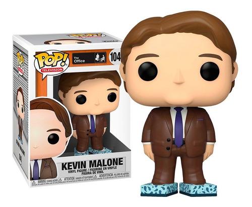 Imagem 1 de 3 de Boneco Funko Pop Tv The Office Kevin Malone 1048 - Original