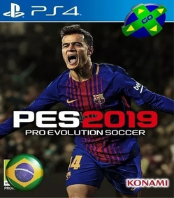 Pes 19 Ps4 Pro Evolution Soccer 2019 - Original 1
