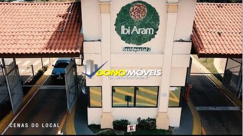 Imagem 1 de 13 de Lotes Em Condomínio Fechado - Residencial Ibi Aram Ii - Itupeva/sp - 4972