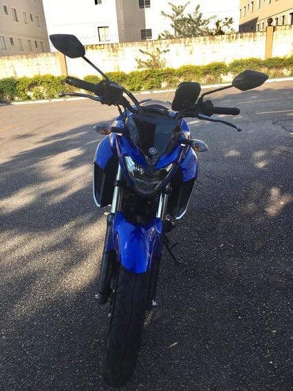 Yamaha Fazer 250 Abs 2018