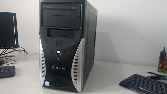 Desktop Micro Positivo At 2.0ghz 1gb Hd80gb Windows7 Cpu