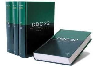 Ddc 22 - Dewey Decimal Classification - 4vols. - 22ºed.