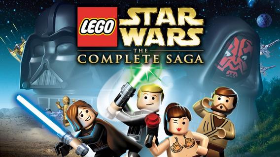 Lego Star Wars Complete Saga Steam Cd Key 100% Original Pc