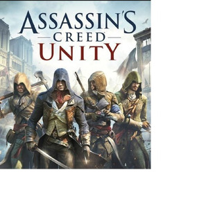 Assassins Creed Unity Gold Edition-pc-dvd(midia Fisica)