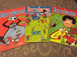 Lote 3 Revistas Barrabases ( 2010 Unlimited)