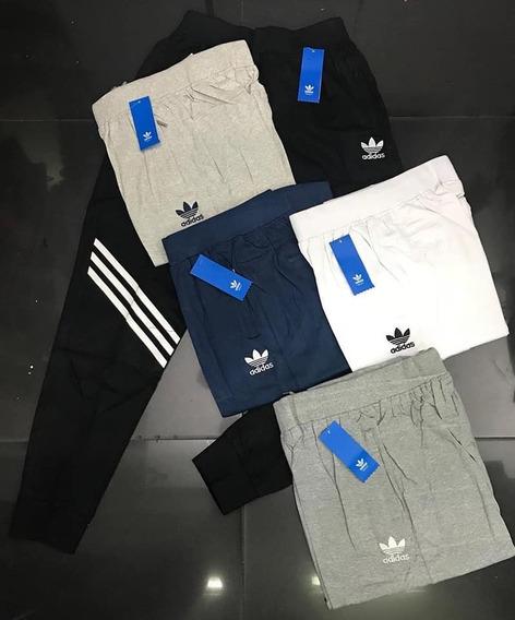 Pantalon Sudadera Jogger adidas Neo Original 3 Stripes