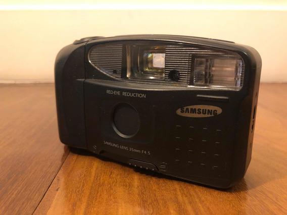 Câmera Fotográfica Samsung Ff-222