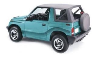 Toldo Capota Suave Para Tracker 1988 - 1994 Impermeable