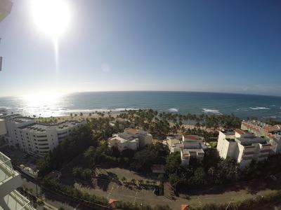Balcón Con Preciosa Vista Piso 15vo. 3habs. 3baños