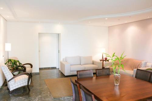Imagem 1 de 12 de Apartamento Para Venda Com 137 M² | Vila Gomes Cardim| São Paulo Sp - Ap253665v
