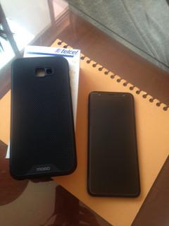 Samsung Galaxy J4 Core 16gb Azul, Incluye Funda Y Mica Nuevo