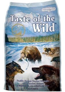 Taste Of The Wild Salmón 28lb +pelot - kg a $18500