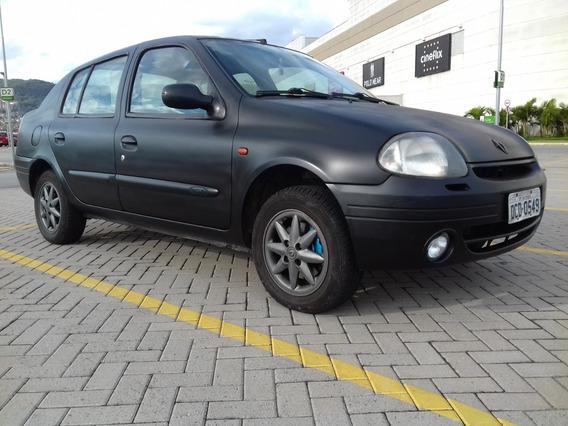 Clio Sedan 1.6 Oportunidade