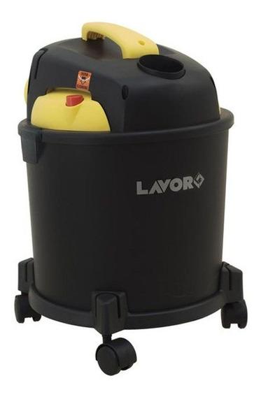 Aspirador De Pó E Água Lavor Vac14 Horizontal 1250w