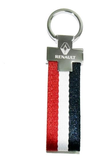 Chaveiro Renault Top Acessório Sandero Duster Clio Captur