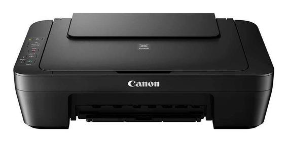 Impressora Canon Multifuncional Xerox Mg2510 Sem Cartucho