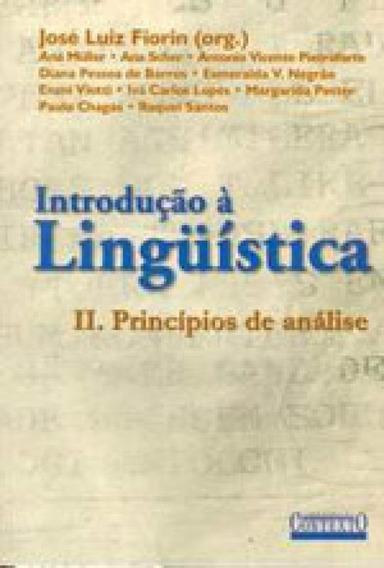 Introdução A Linguística Ii