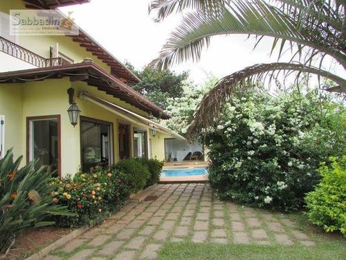 Casa Residencial À Venda, Secretário, Petrópolis. - Ca0181