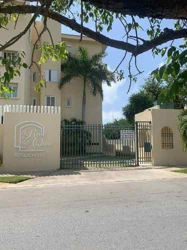 Supermanzana 11. Real Del Once, Super Departamento Penthouse En Venta De 4 Recámaras. Avenida Acanceh, Cancún, Quintana Roo