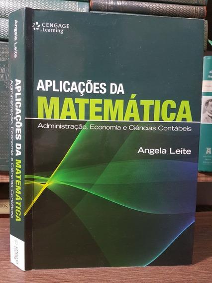 Aplicações Da Matemática - Angela Leite