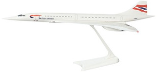 Daron Skymarks British Concorde Building Kit 1250 Scale