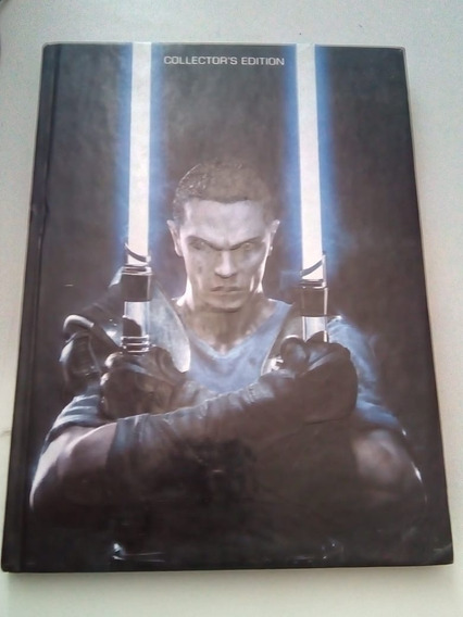 Star Wars The Force Unleashed 2 Guía Oficial Collectors Ed