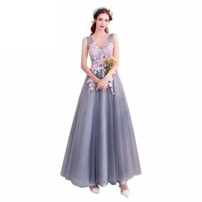 Vestido De Fiesta Noche Envio Gratis B-180312004