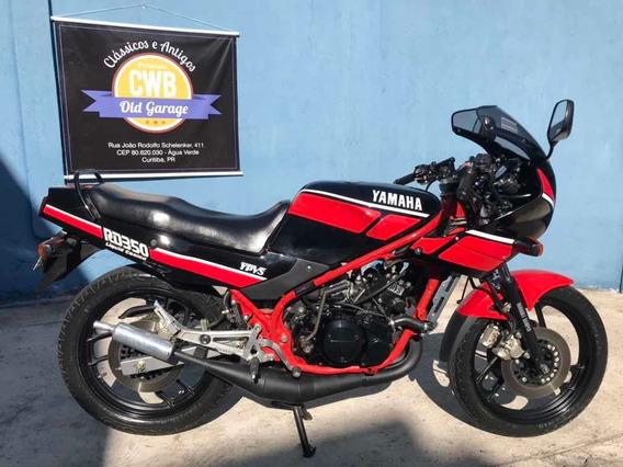 Yamaha Rd 350 Lc 1987