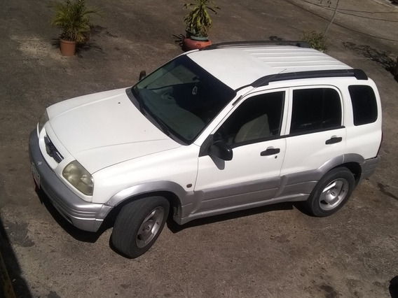 Chevrolet Grand Vitara Japonesa 4 Cilindros