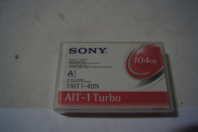 Fita Ait-1 Turbo Sony Tait1-40n (40/104gb)-1001 Coisas