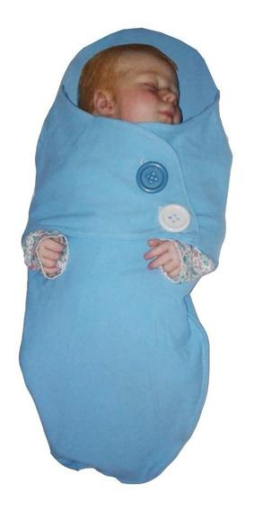 Capullo Newborn Saquito Costalito Para Recién Nacido