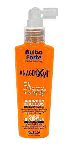 Bulbo Forte Tónico Anagenxyl Byspro 12 - mL a $458